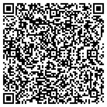 QR-код с контактной информацией организации Плюшкин