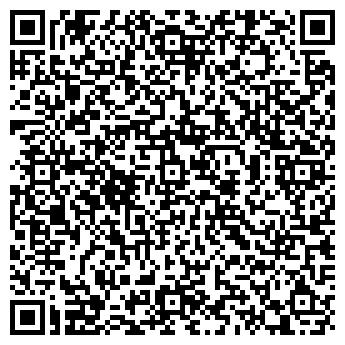 QR-код с контактной информацией организации КАРИАТИДА