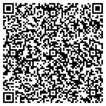 QR-код с контактной информацией организации АКВАРИДА ТУР