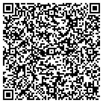 QR-код с контактной информацией организации БРАВО-ТУР 3000