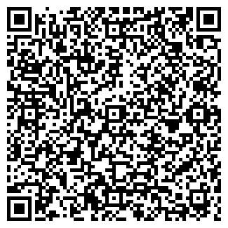 QR-код с контактной информацией организации БУДДА ТУР