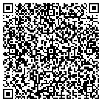 QR-код с контактной информацией организации ВИКТОРИЯ ТРЭВЕЛ