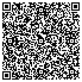 QR-код с контактной информацией организации ВИРУС ТУР
