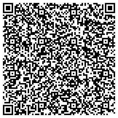 QR-код с контактной информацией организации Уральские авиалинии, авиакомпания, представительство в г. Новосибирске