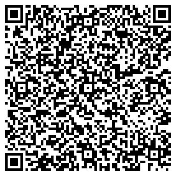 QR-код с контактной информацией организации КРИБ ГБУ ЮЗАО