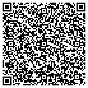 QR-код с контактной информацией организации ТАМБО-ТУР