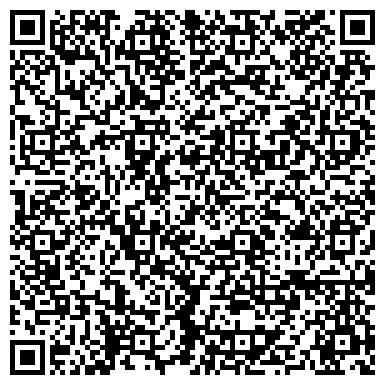 QR-код с контактной информацией организации Мегуми