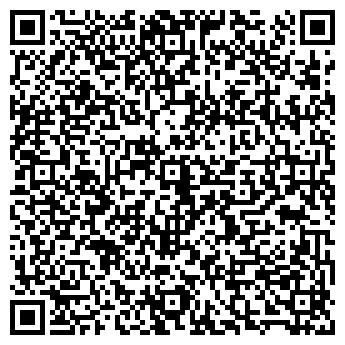 QR-код с контактной информацией организации Золотая нить