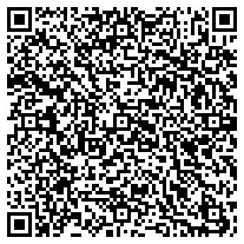 QR-код с контактной информацией организации ТУР ГРЕЙС