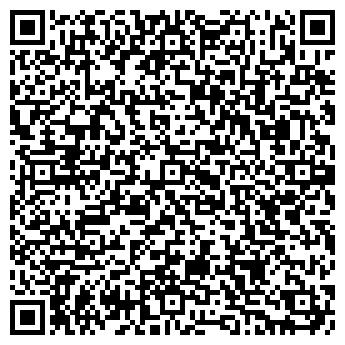 QR-код с контактной информацией организации ТУРБИЗНЕС