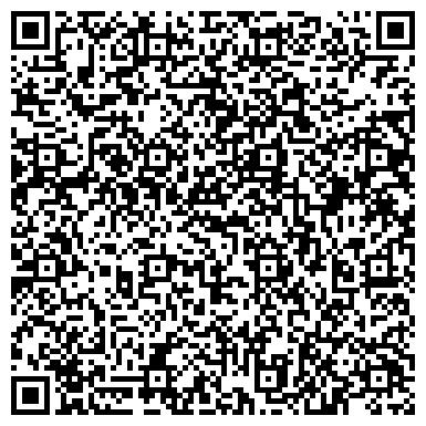QR-код с контактной информацией организации Служба документационного обеспечения управления