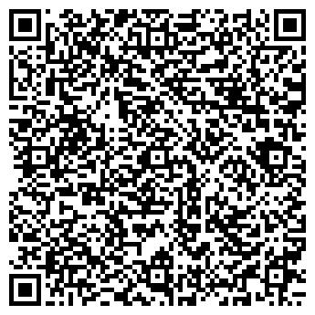 QR-код с контактной информацией организации DETUR