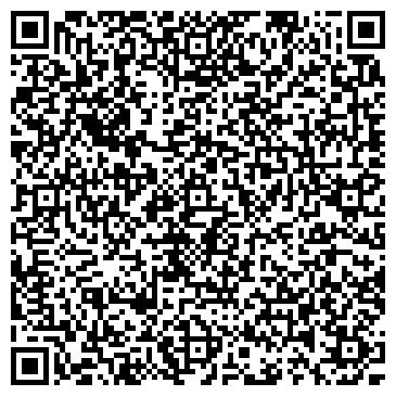QR-код с контактной информацией организации Молочный мир
