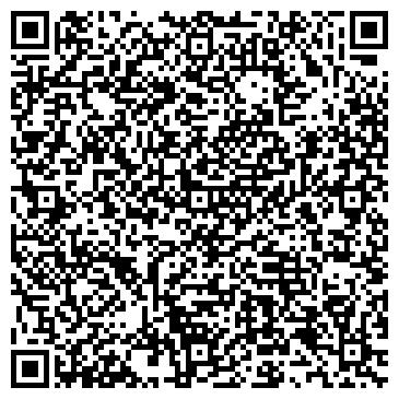 QR-код с контактной информацией организации Живое молоко