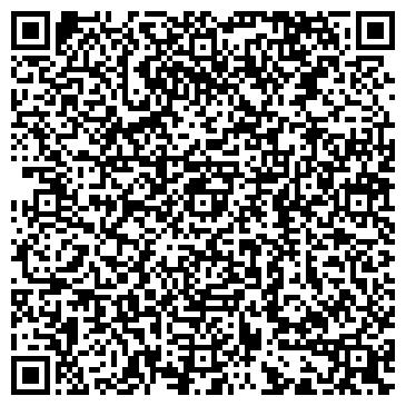 QR-код с контактной информацией организации Киоск по продаже молочной продукции, район Арбат