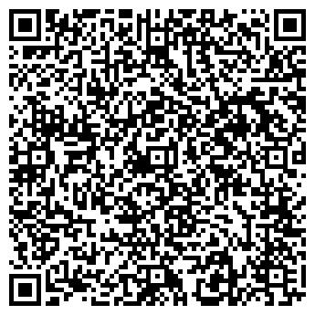 QR-код с контактной информацией организации TRAVEL CENTЕR