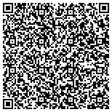 QR-код с контактной информацией организации Избёнка