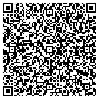 QR-код с контактной информацией организации MI PIACE