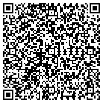 QR-код с контактной информацией организации ТАНЦЫ-КАФЕ