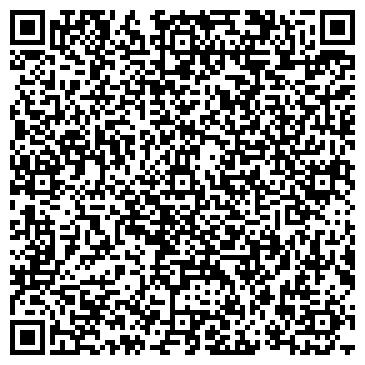 QR-код с контактной информацией организации Посуда+