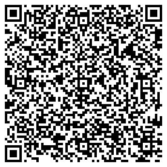 QR-код с контактной информацией организации Мясная лавка, магазин полуфабрикатов