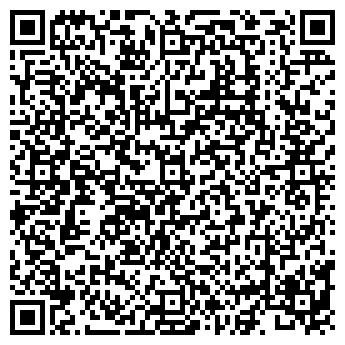 QR-код с контактной информацией организации КАФЕ-РЕСТОРАН В МАНЕЖЕ