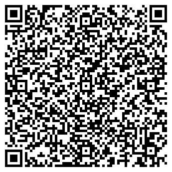 QR-код с контактной информацией организации Мясное царство, магазин