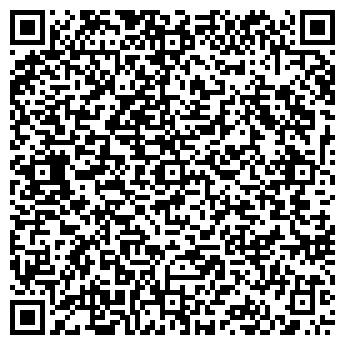 QR-код с контактной информацией организации МЕТРОКЛУБ