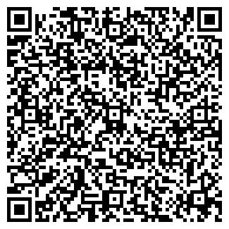 QR-код с контактной информацией организации H2O