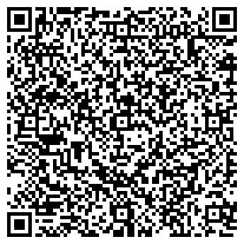 QR-код с контактной информацией организации Куриный мясной домик, магазин