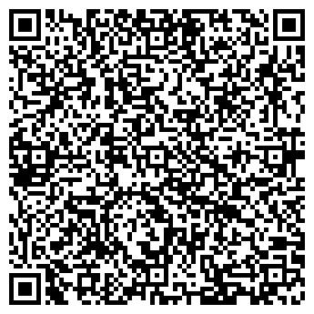 QR-код с контактной информацией организации Мясоед, сеть магазинов мясной продукции
