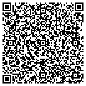 QR-код с контактной информацией организации РУССКОЕ БИСТРО