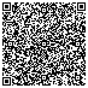 QR-код с контактной информацией организации Мясной дворик, сеть фирменных магазинов