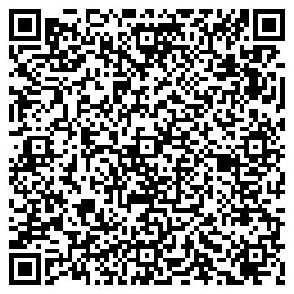 QR-код с контактной информацией организации ООО ЛАДОШКИ