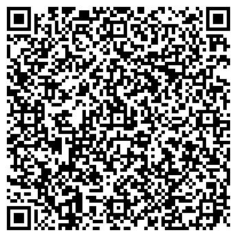 QR-код с контактной информацией организации Мама и Я