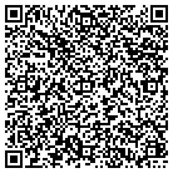 QR-код с контактной информацией организации BADDIES