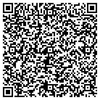 QR-код с контактной информацией организации MON CАFE
