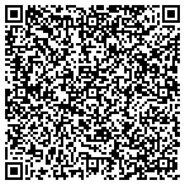 QR-код с контактной информацией организации BIBLIOTEKA