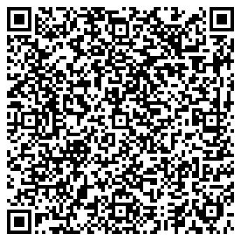 QR-код с контактной информацией организации I Love Piter