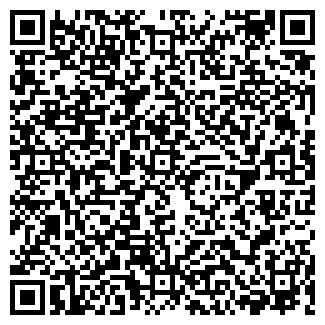 QR-код с контактной информацией организации MISS SIXTY