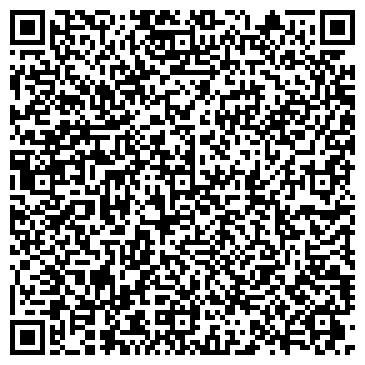 QR-код с контактной информацией организации МОДНАЯ ОДЕЖДА