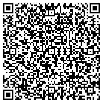 QR-код с контактной информацией организации РЕД ПЛАЗА