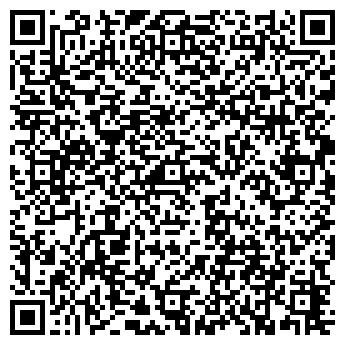 QR-код с контактной информацией организации СКАНДИС