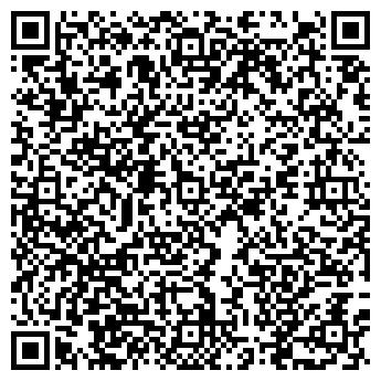 QR-код с контактной информацией организации CACHAREL