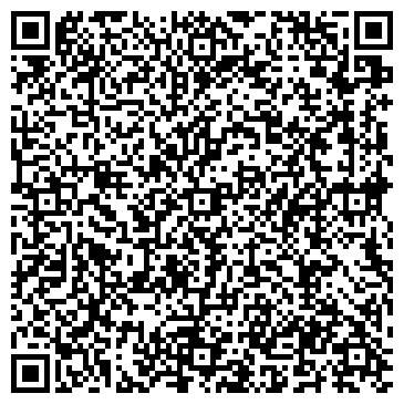 QR-код с контактной информацией организации Полилог