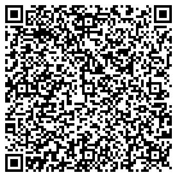 QR-код с контактной информацией организации FRED PERRY