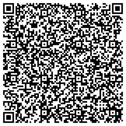 QR-код с контактной информацией организации Клиентская служба ПФР «Фили-Давыдково»
