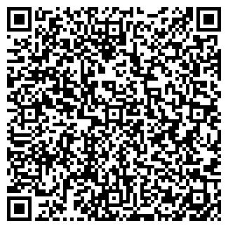 QR-код с контактной информацией организации FRONTLINE