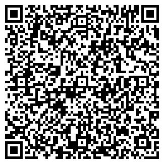 QR-код с контактной информацией организации JAMES