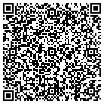QR-код с контактной информацией организации LA PERLA